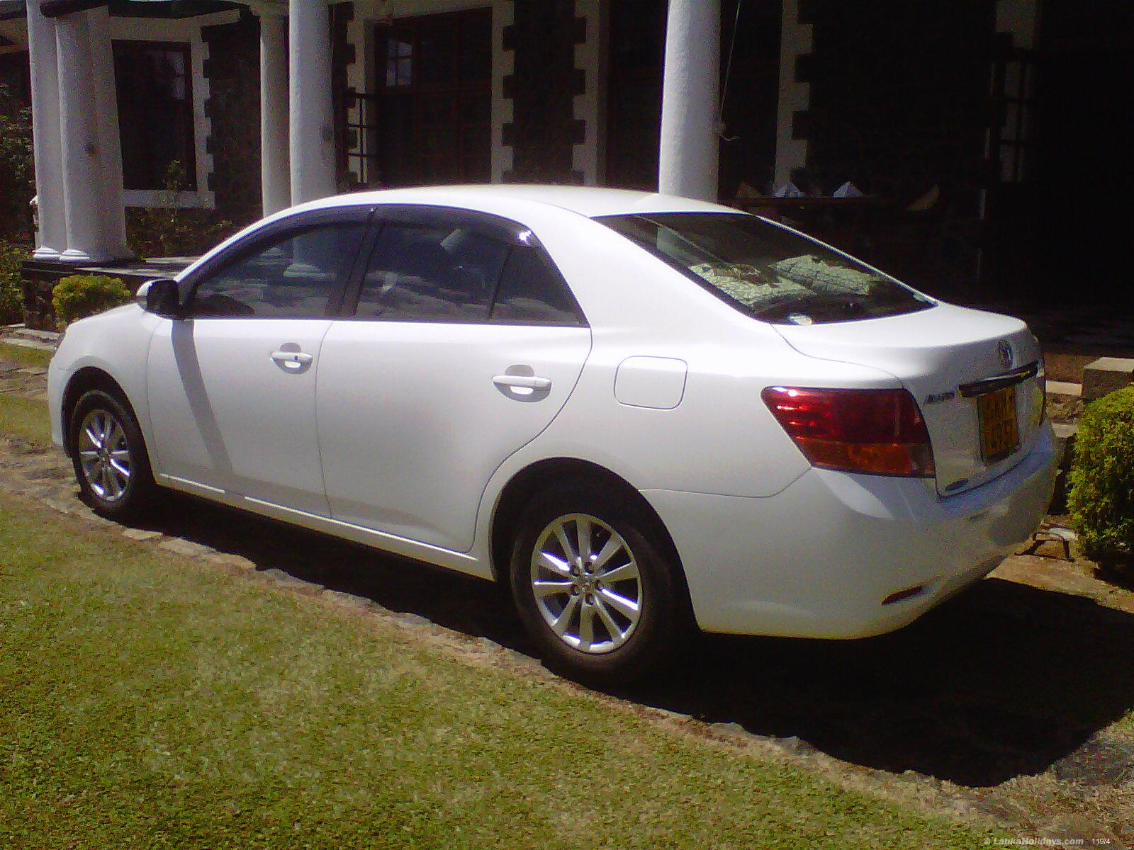 Sri Lanka Car Rentals Hire Car With English Speaking