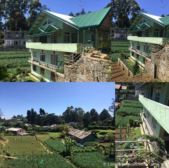Nuwara Eliya holiday House
