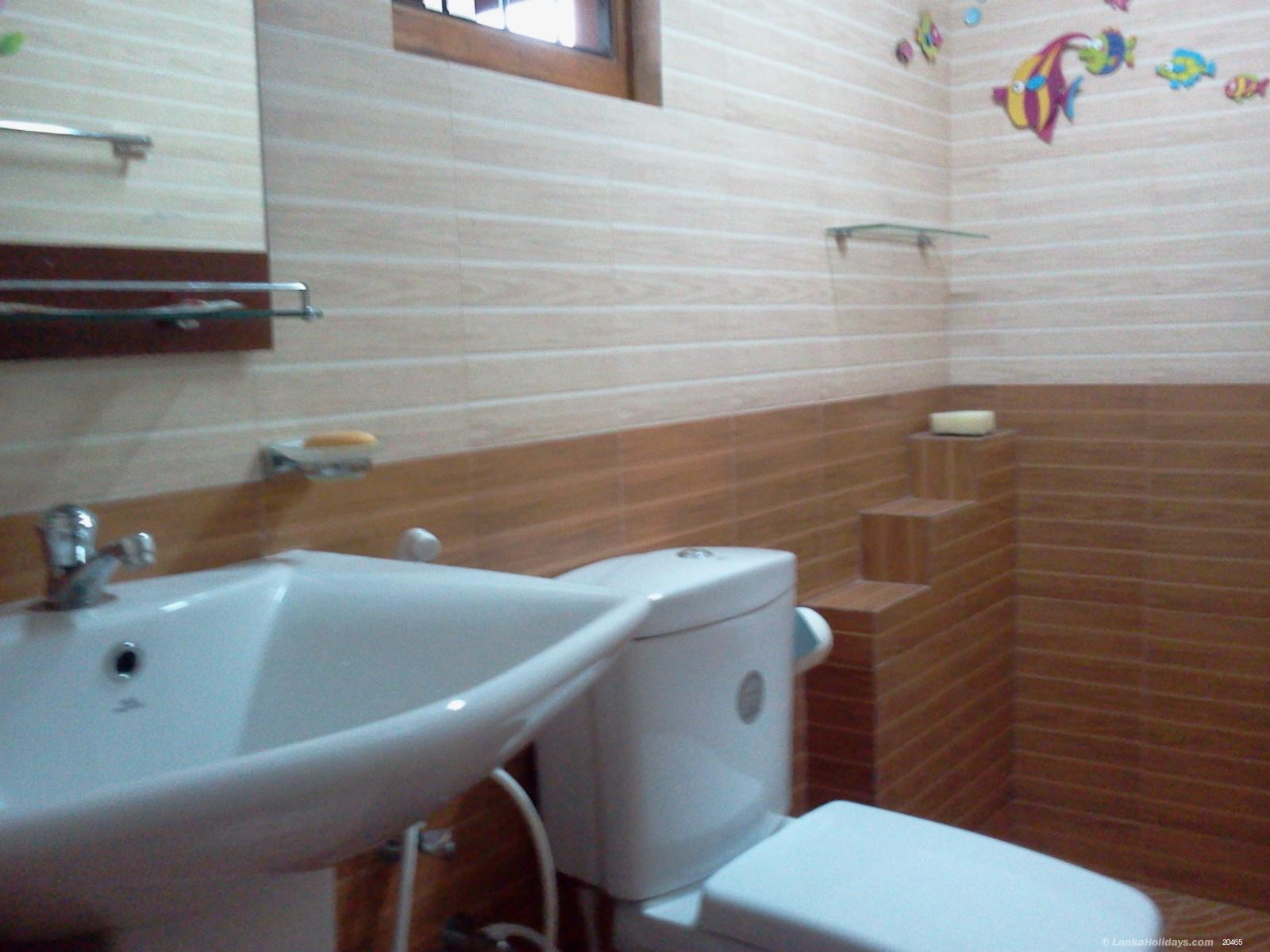 Self Catering Home Stays in Beruwala - 2 A/C bed roomed upstair