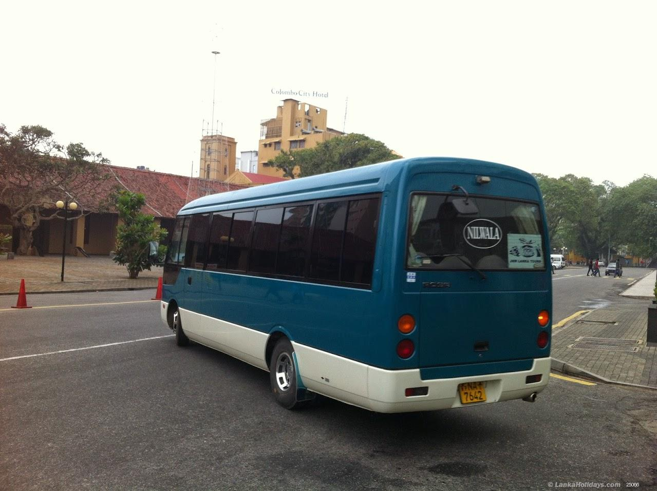 Types Of Jeeps >> Sri Lanka Bus/Coach Rentals/Hire - air suspention Coach For Hire with line A/C.Cool box..TV Dvd