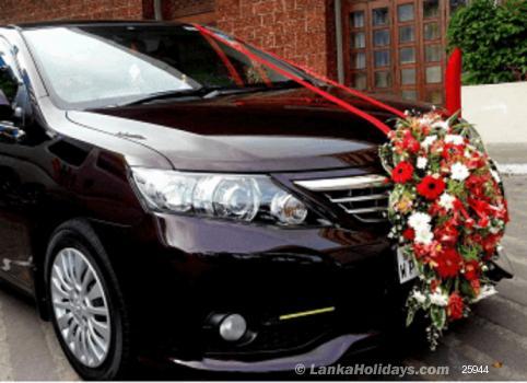 Sri Lanka Car Rentals Hire Wedding Cars For Hire In
