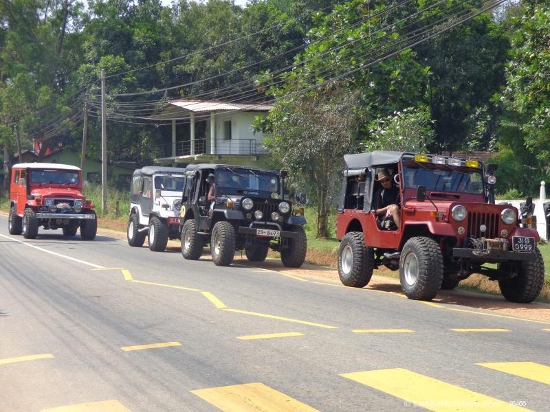Sri Lanka Jeep Rentals Hire 4x4 Safari Jeeps For Self Drive