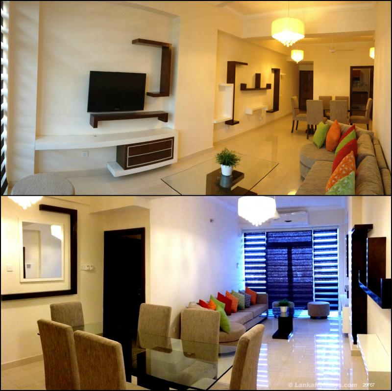 3 Room Apartment: Self Catering Apartments In Dehiwala
