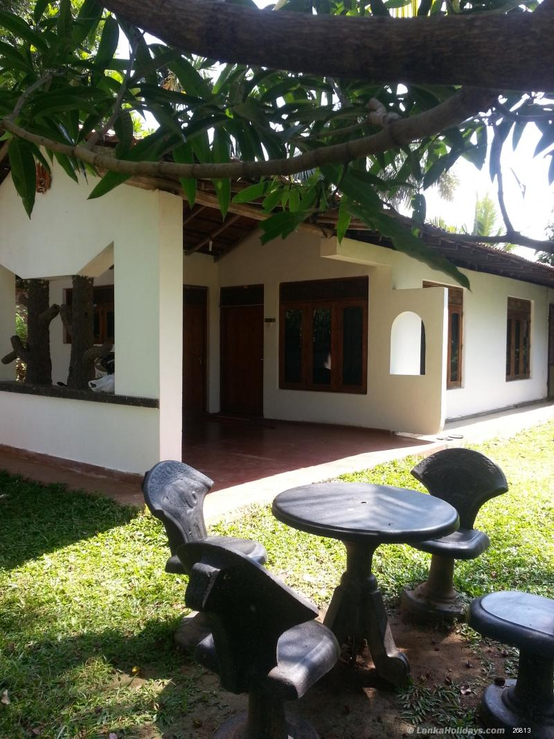 Serviced Bungalows In Kataragama Freedom Holidy Home