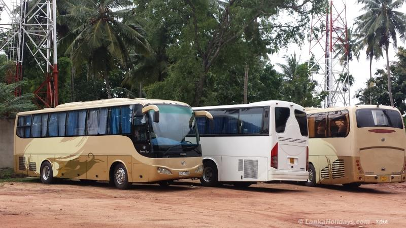 sri lanka bus coach rentals hire super luxury buses. Black Bedroom Furniture Sets. Home Design Ideas