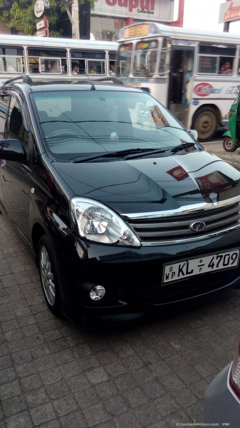 Excellent Rent A Car Sri Lanka