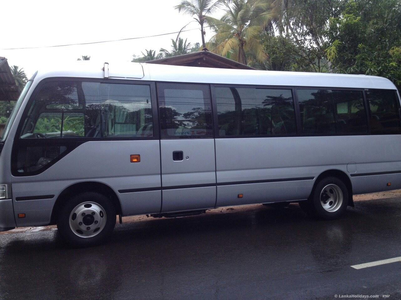 Sri Lanka holiday Car hire