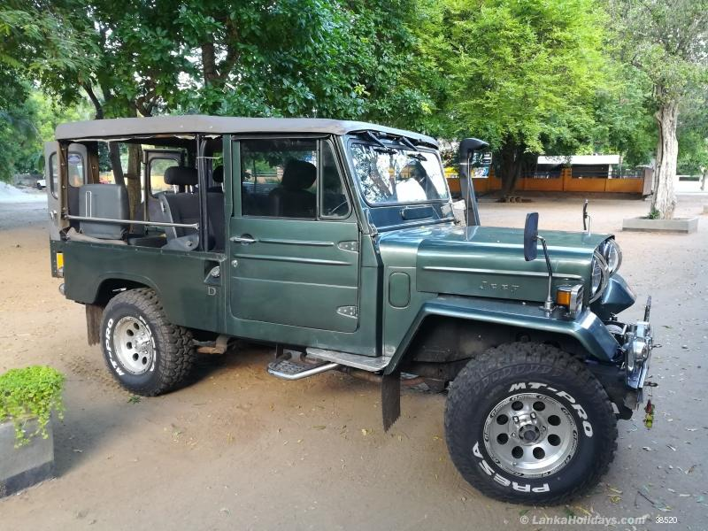 jeep parts for sale in sri lanka