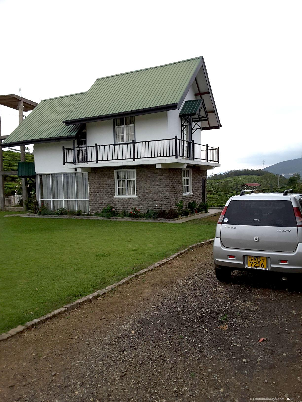 Serviced Cottages In Nuwara Eliya Shamrock Cottage