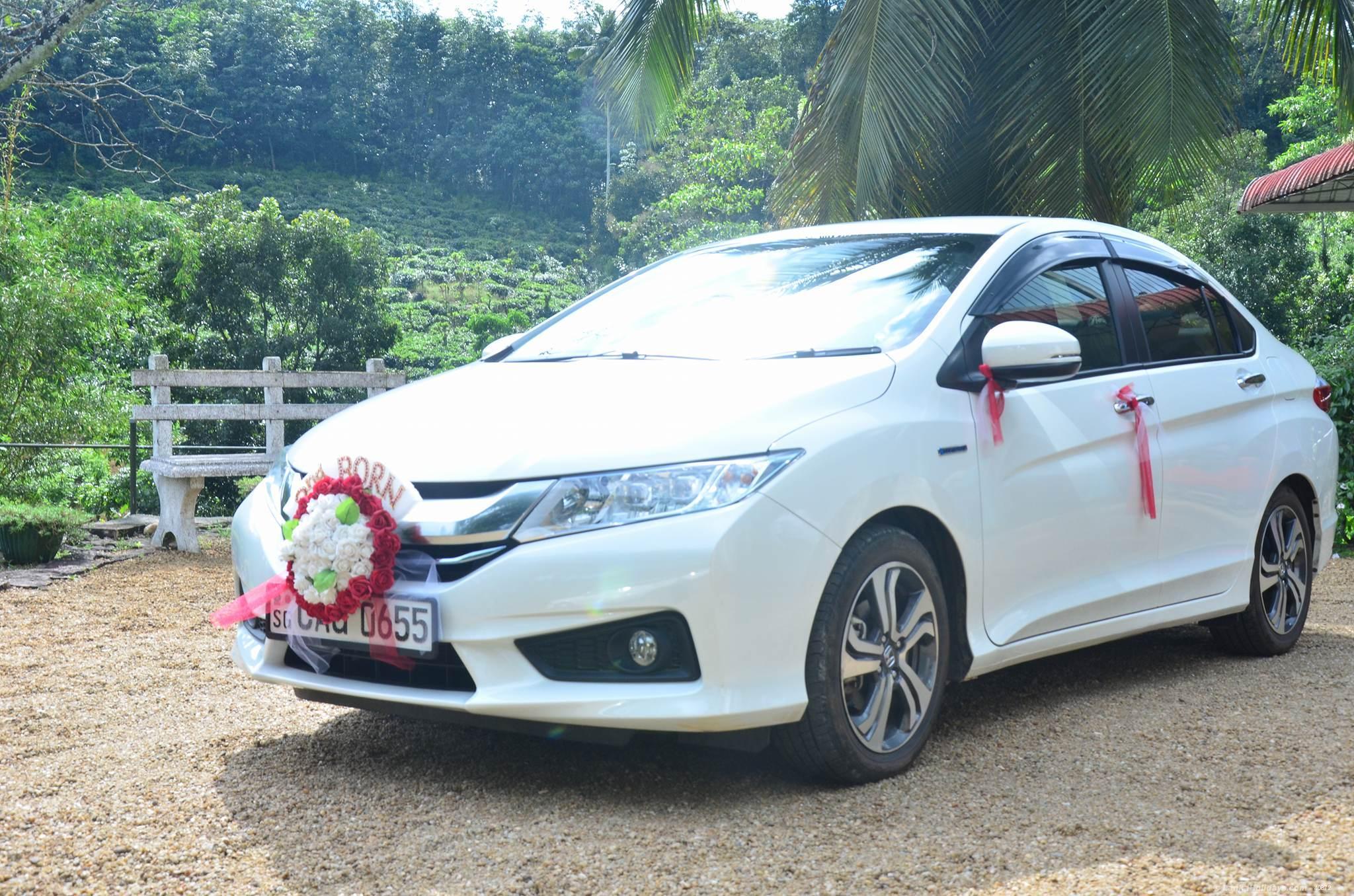 Sri Lanka Car Rentals Hire Wedding Car Grace