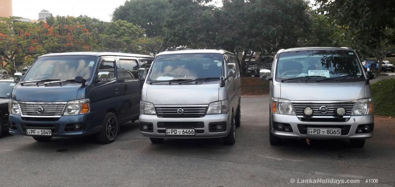 Sri Lanka Van Rentals Hire Malabe Cabs